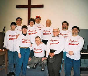 Blackjack church team