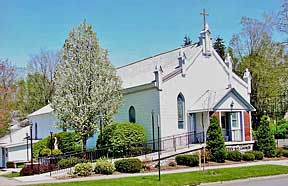 Churches in and around Oxford, NY