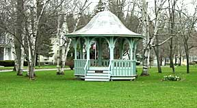 The Gazebo today